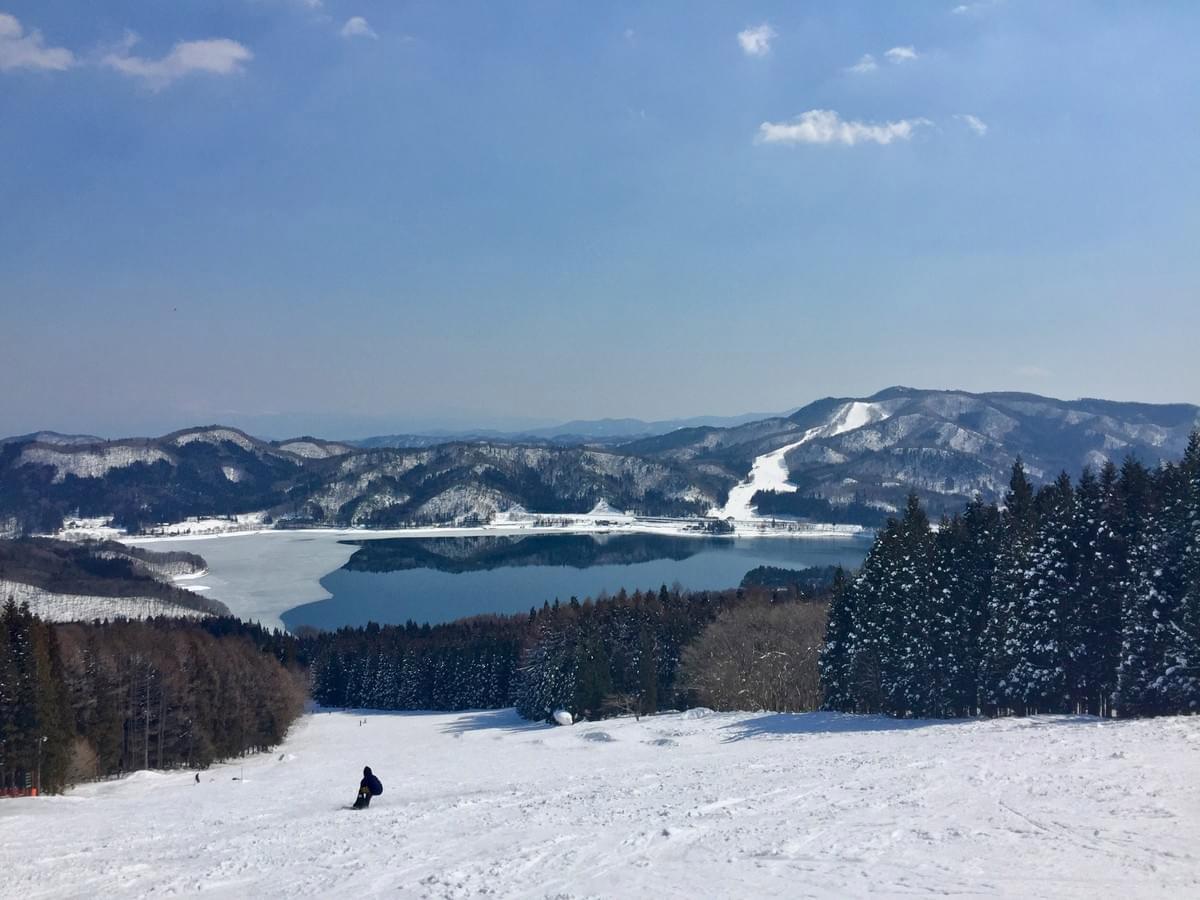 riding at sanosaka resort hakuba